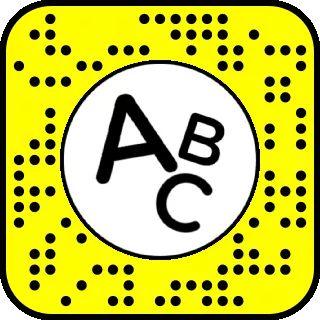 Message AR Snapchat Filter