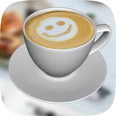 Coffee AR Instagram Filter