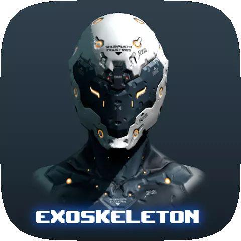 Exoskeleton AR Facebook Effect