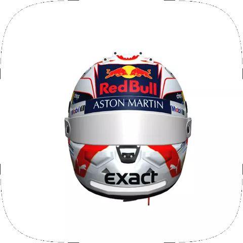 Max Verstappen F1 AR