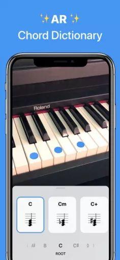 Tonic - AR Chord Dictionary