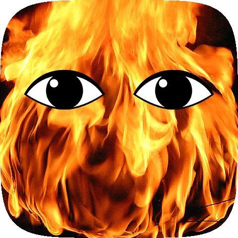 Fuego AR Instagram Lens