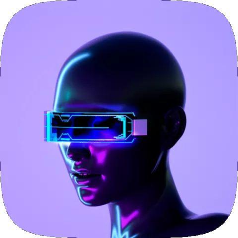 Modern Mask AR Instagram Filter