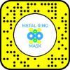 Metal Ring Mask