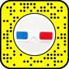 3D Glasses Snaplens