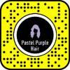 PASTEL PURPLE HAIR