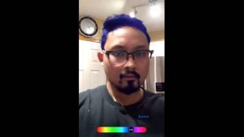 Hair Color Changer - ARKit