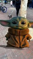 Baby Yoda - Star Wars - Lens Studio