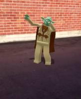 Tall Yoda Dance - Lens Studio
