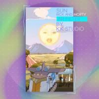 """Sun from """"Rick & Morty"""" - Spark AR"""