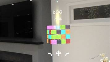 Qubar - HoloLens