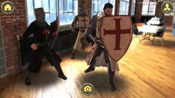 Knightfall - ARKit