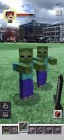 Minecraft Earth - ARCore