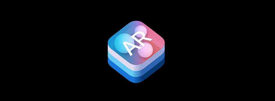 Native AR app development