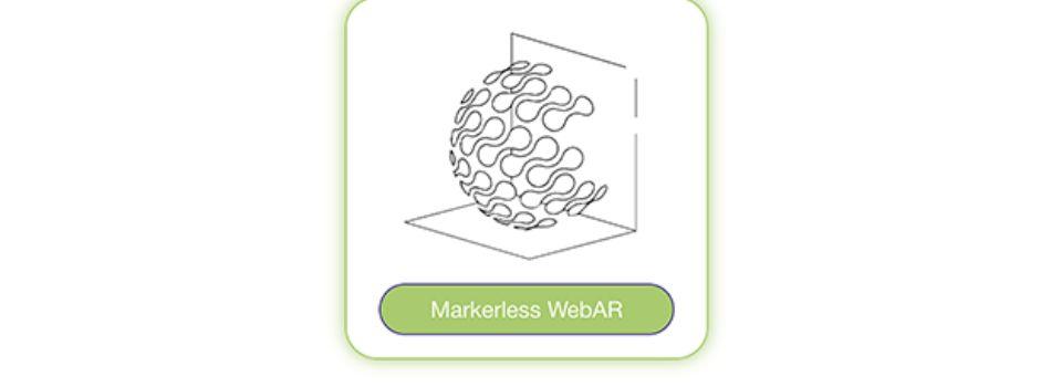 Development of Markerless WebAR