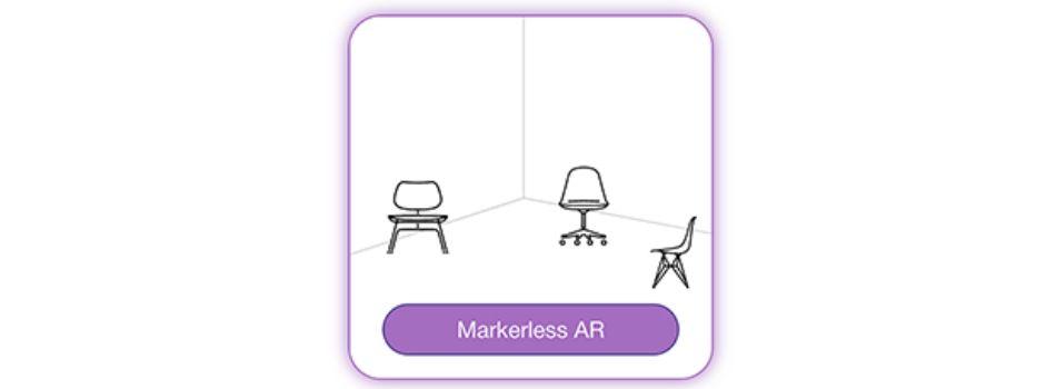 Development of Markerless AR
