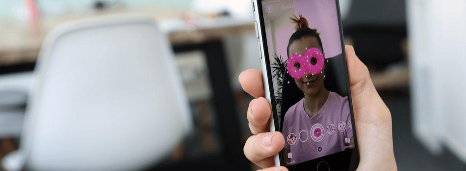 Custom Snapchat Lens